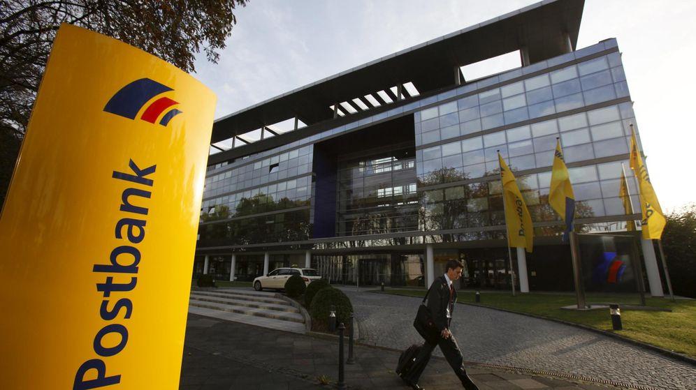 Foto: Sede principal de Detusche Postbank. (Reuters)