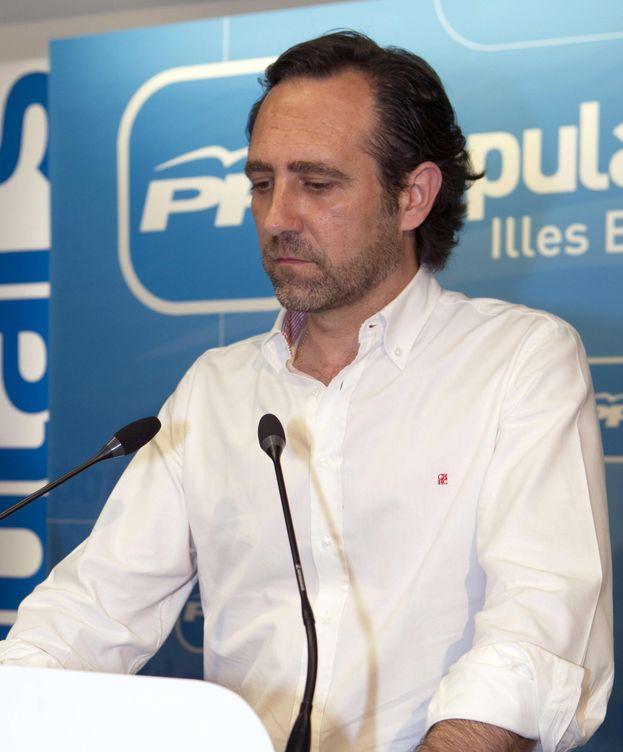 Foto: El líder del PP balear, José Ramón Bauzá. (EFE)
