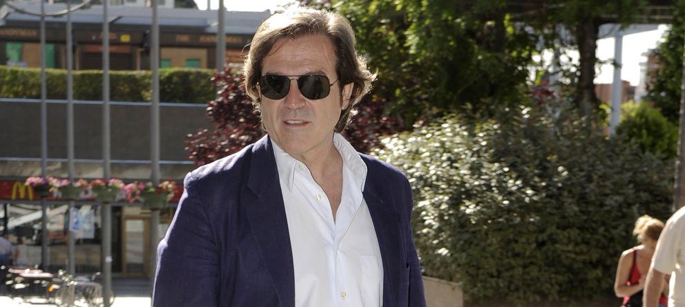 Foto: el presentador Pepe Navarro en una imagen de archivo en Madrid (Gtres)