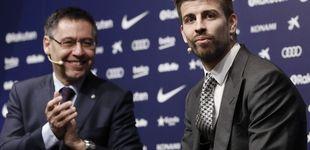 Post de Piqué se lleva un tirón de orejas y Griezmann deja en evidencia al Barça
