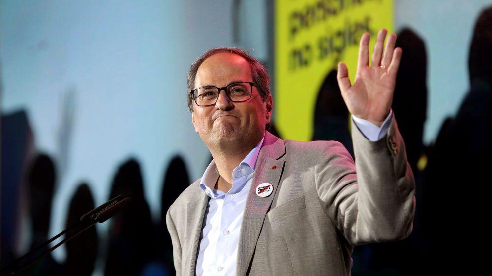 Torra azuza los CDR contra el Consejo de Ministros que habrá en Barcelona