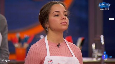 Samira, expulsada de 'Masterchef', se queda a las puertas de la semifinal