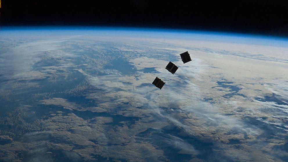 Un ejército de diminutos satélites para proteger la Tierra