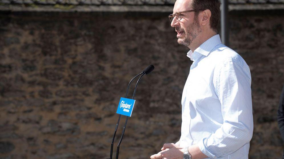 Foto: El vicesecretario de Organización del PP y cabeza de lista al Congreso por Álava, Javier Maroto (Efe)