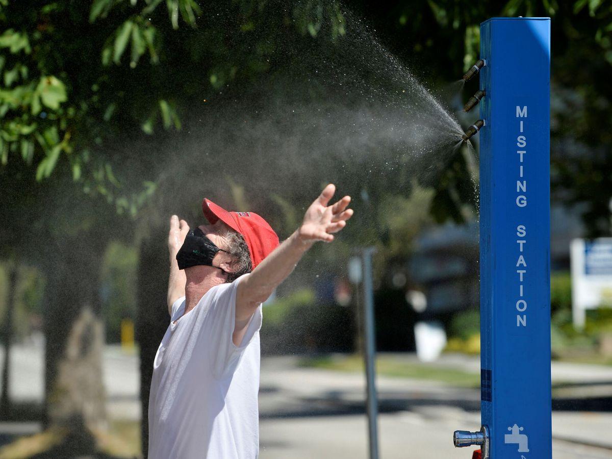 Foto: El Servicio Meteorológico Nacional de Estados Unidos ha precisado que este domingo ciudades como Portland o Seattle batieron sus anteriores récord de temperatura máxima con 43ºC y 40ºC. (Reuters)