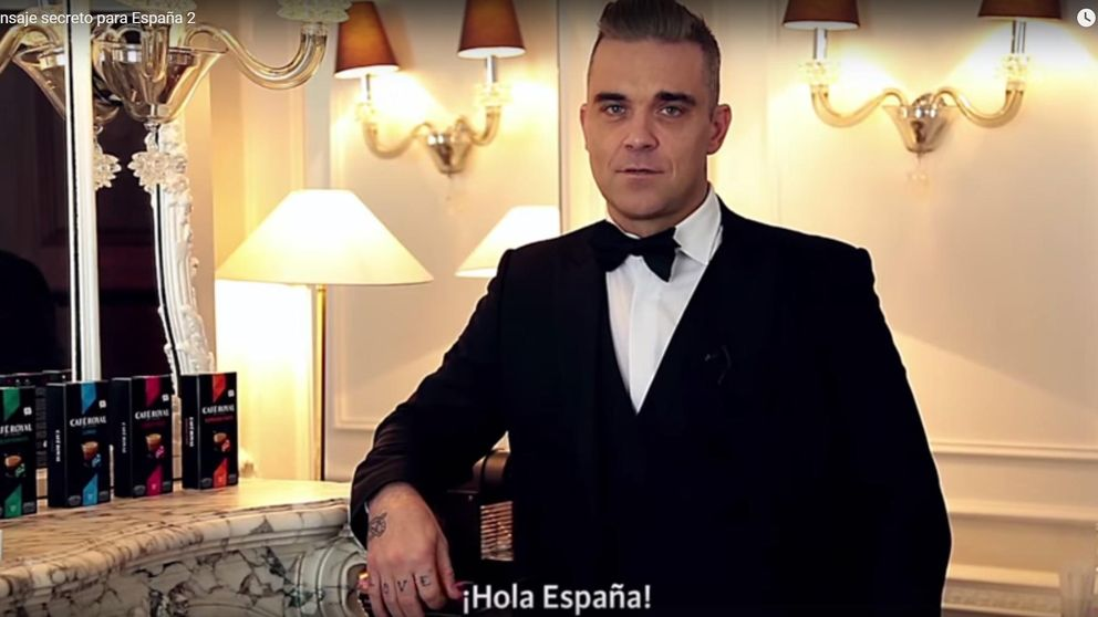 Robbie Williams pide disculpas a los españoles, ¿quieres saber por qué?