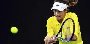 Post de Siga en directo el partido del Open de Australia entre Muguruza y Sevastova