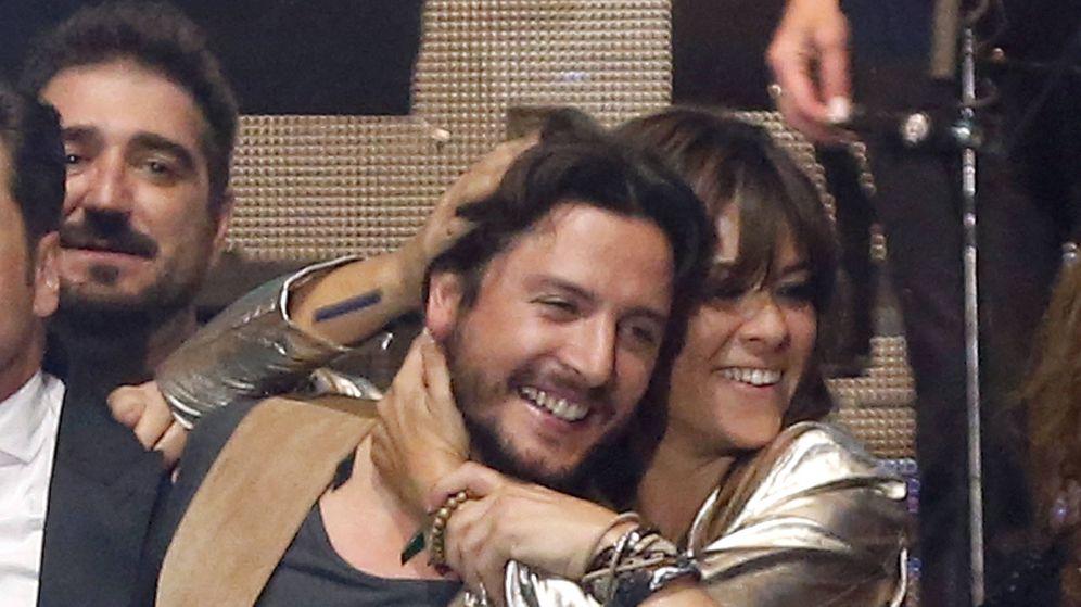 Foto: Manuel Carrasco y Vanesa Martín. (Gtres)