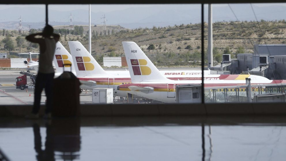 Aena registró 93 millones de pasajeros en el primer semestre, un 5,2% más