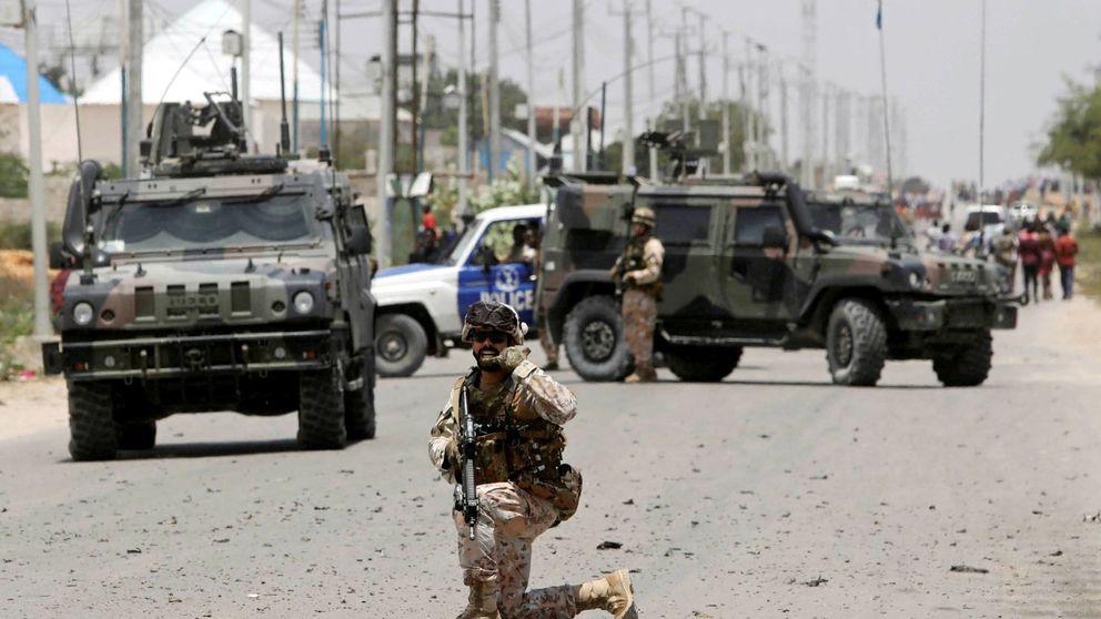 EEUU abate a 13 presuntos terroristas con bombardeo de precisión en Somalia