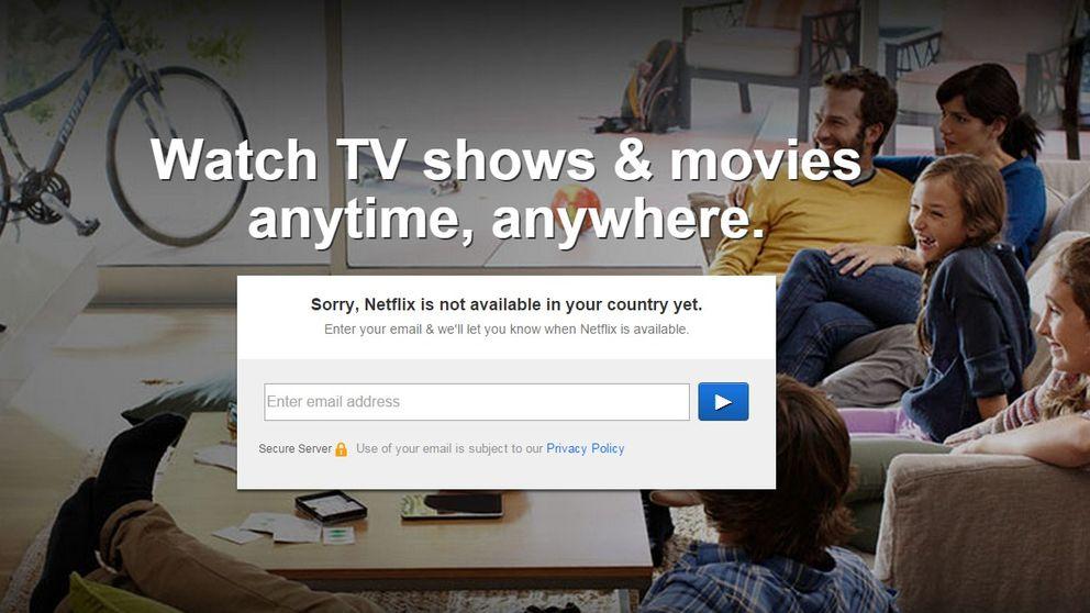 Cómo ver Netflix desde España