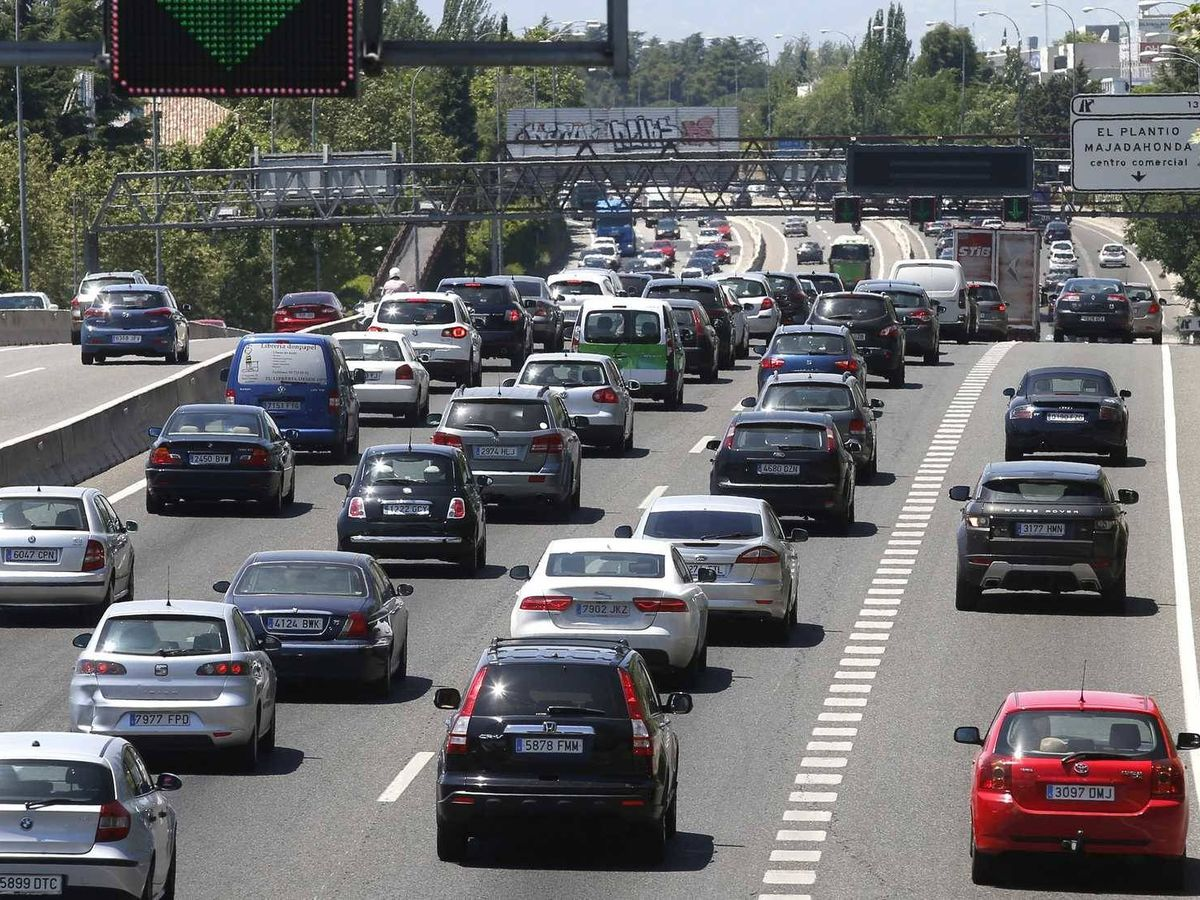 Foto: Para conseguir los objetivos de reducción de emisiones, harían falta 30 millones de coches cero emisiones.