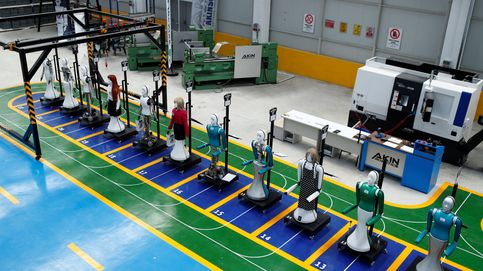 La fabrica de humanoides en serie que opera en Turquía