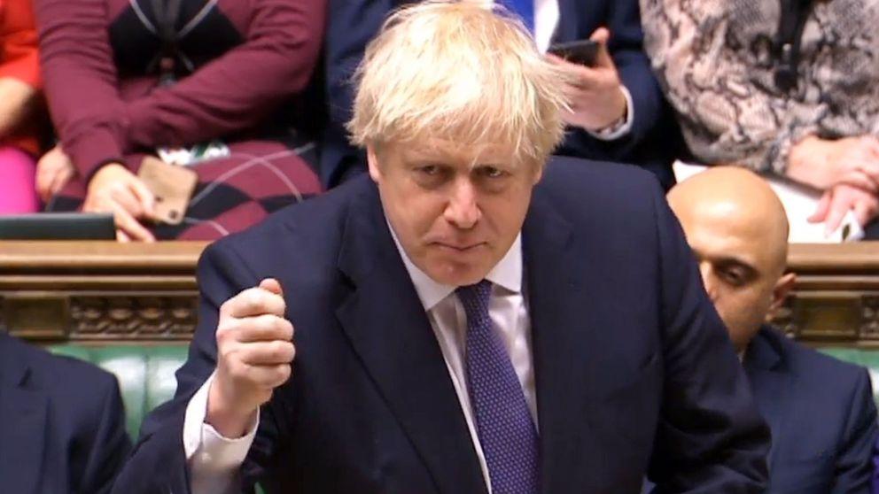 El Reino Unido aprueba la ley del Brexit para salir de la UE el 31 de enero
