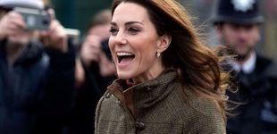 Post de Kate Middleton, rebelde como Meghan ante la reina (y tenemos la prueba)