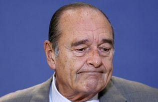 Foto: Chirac prepara un libro de memorias y reflexiones