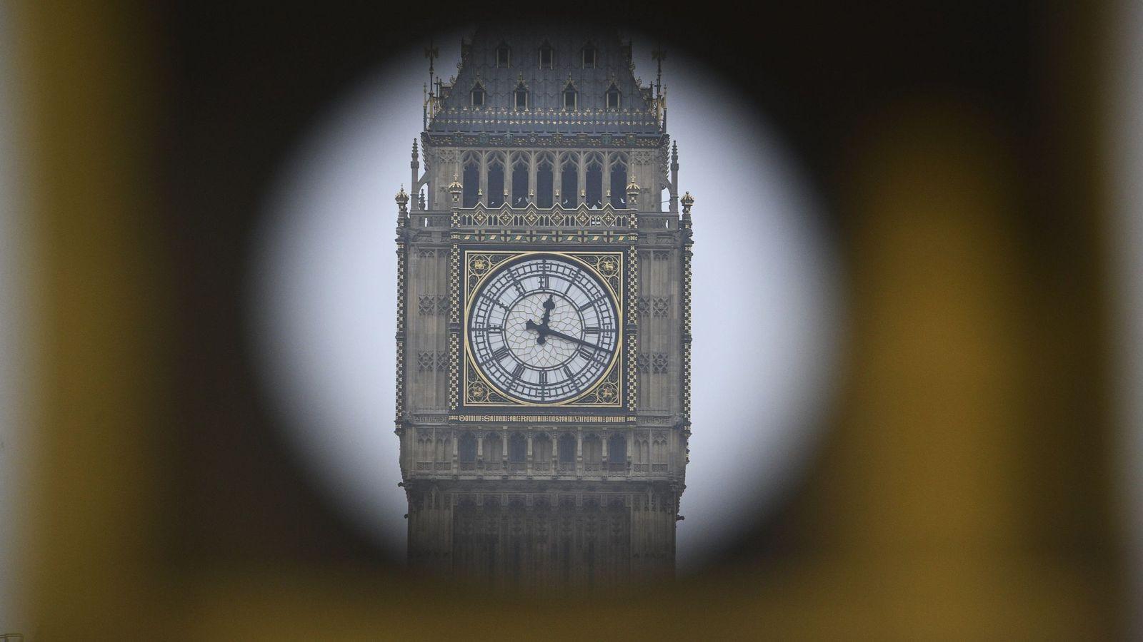 """Foto: La cámara de los Comunes aprueba el proyecto de ley que autoriza el """"Brexit"""". (EFE)"""