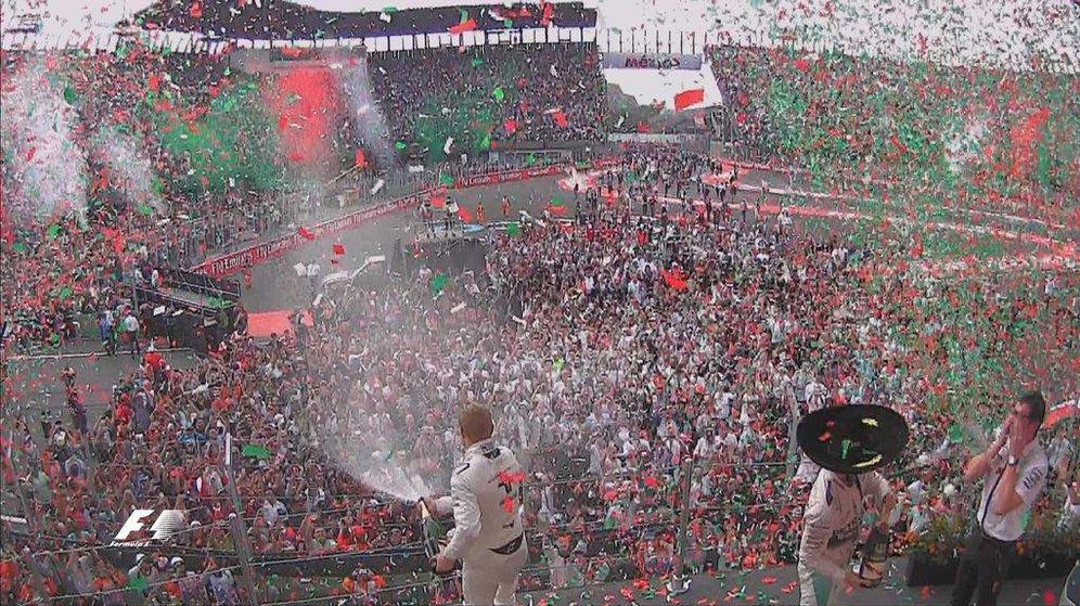 Resultado de imagen de Publico F1 Grandes Premios