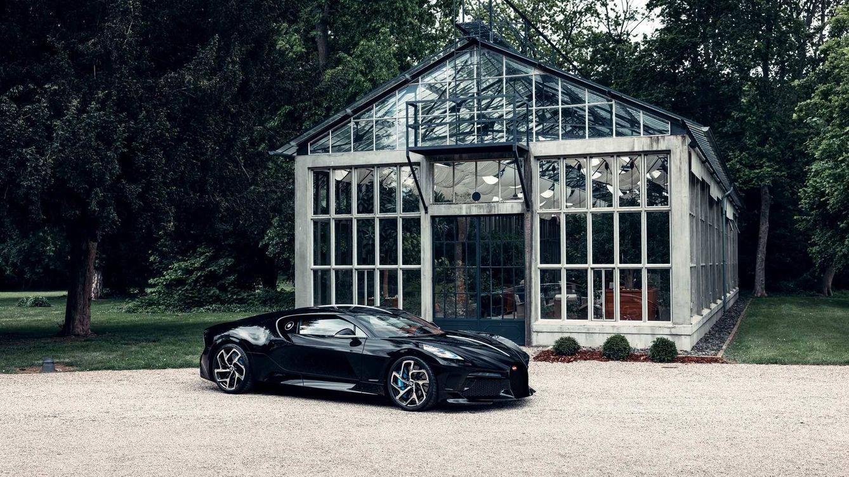 La Voiture Noire, un coche único para el cliente más exclusivo