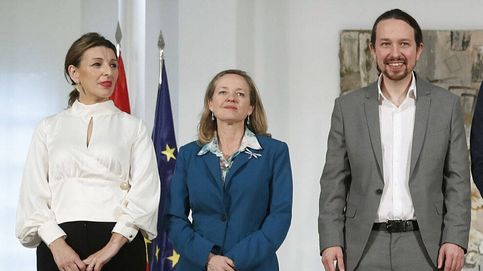 Díaz paró a Iglesias en la disputa con Calviño: No voy a pelearme con ella por un sillón