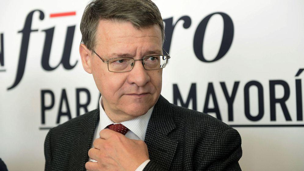 Foto: El asesor económico del PSOE, Jordi Sevilla. (EFE)