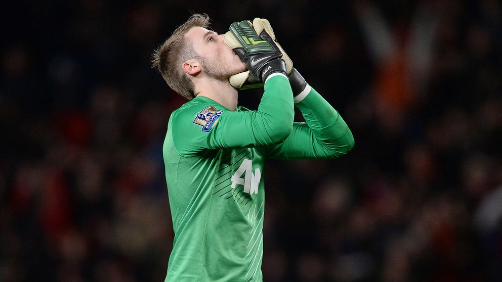 De Gea no ficha por el Real Madrid