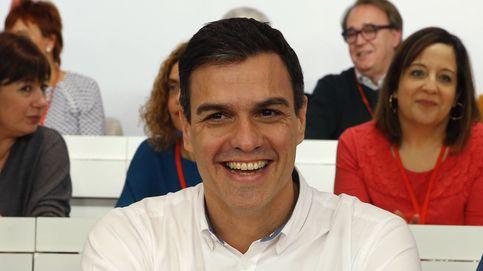 De Díaz a Sánchez: todos los gestos de la reunión socialista