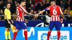 La chispa de Correa y la vuelta de Koke alivian al Atlético de Madrid