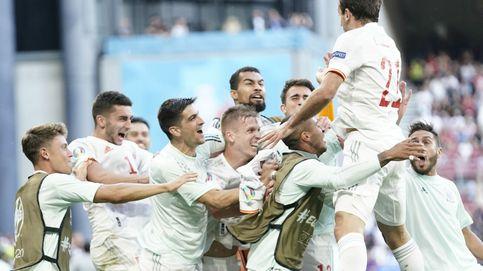 Primera eliminatoria que supera España en un gran torneo desde 2012