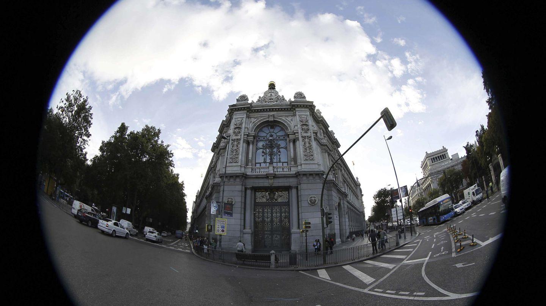Imagen del Banco de España (EFE)