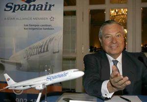 Spanair cancela 60 vuelos por la huelga de tripulantes de cabina