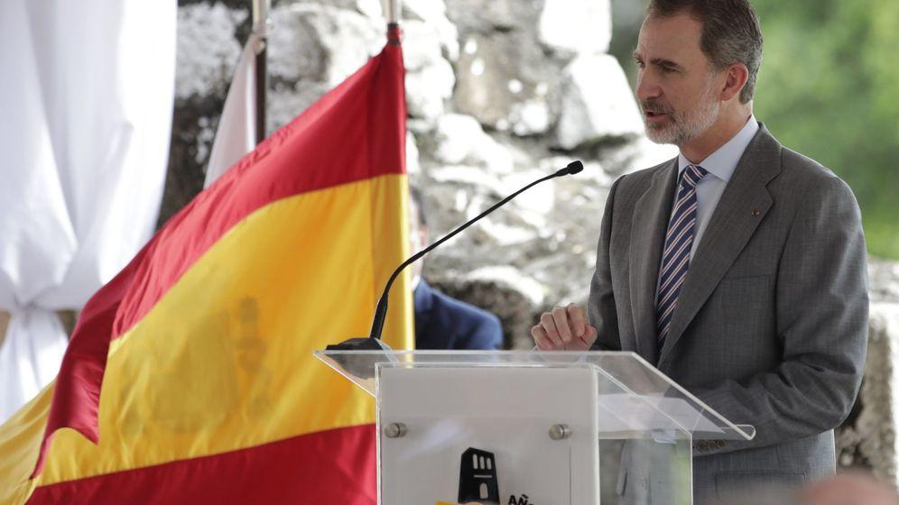 Foto: El rey Felipe VI de España. (EFE)