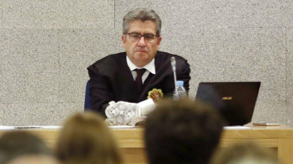 Foto: El juez José Ricardo de Prada. (EFE)