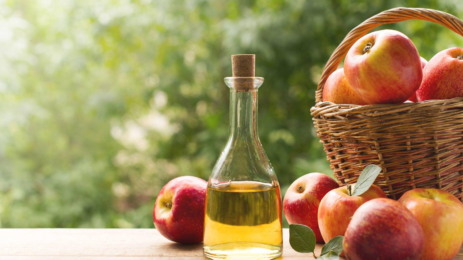 Alimentos: Vinagre de sidra de manzana: no son pocos los beneficios para ti