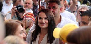 Post de La opositora bielorrusa Tijanóvskaya se refugia en Lituania