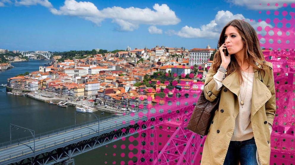 Foto: Sara Carbonero, encantada con su nueva vida en Oporto: Me ha conquistado