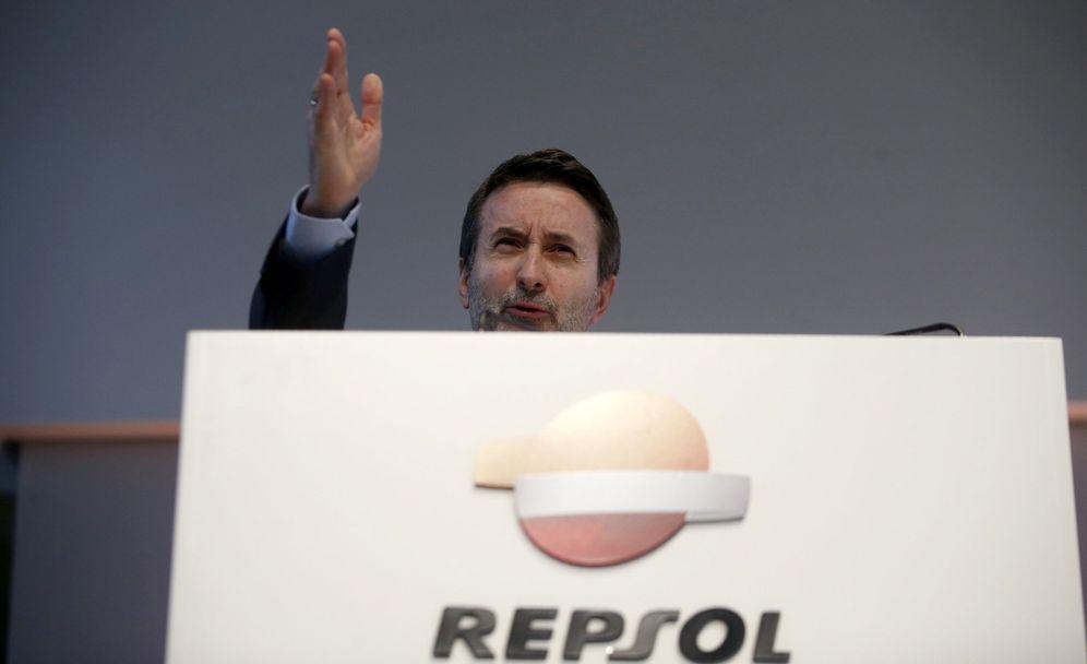 Foto: El consejero delegado de Repsol, Josu Jon Imaz. (EFE)
