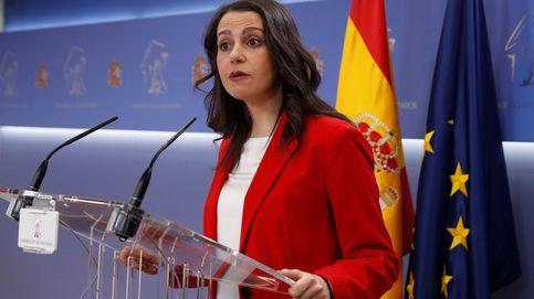 Arrimadas pide extender la lista conjunta de Cataluña a Galicia y el País Vasco