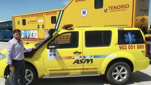 La familia sevillana Tenorio compra ASM para crear el segundo grupo de ambulancias