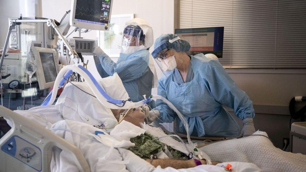 Un paciente de coronavirus en Estados Unidos recibe una factura de un millón de dólares