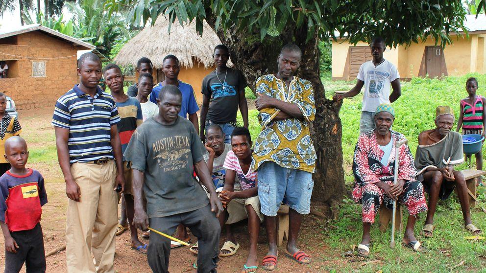 Esta fue la 'paciente cero': viaje al origen del ébola en Sierra Leona