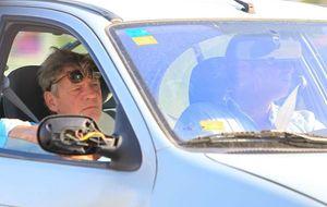 Foto: Ernesto de Hannover confunde a dos turistas con paparazzi