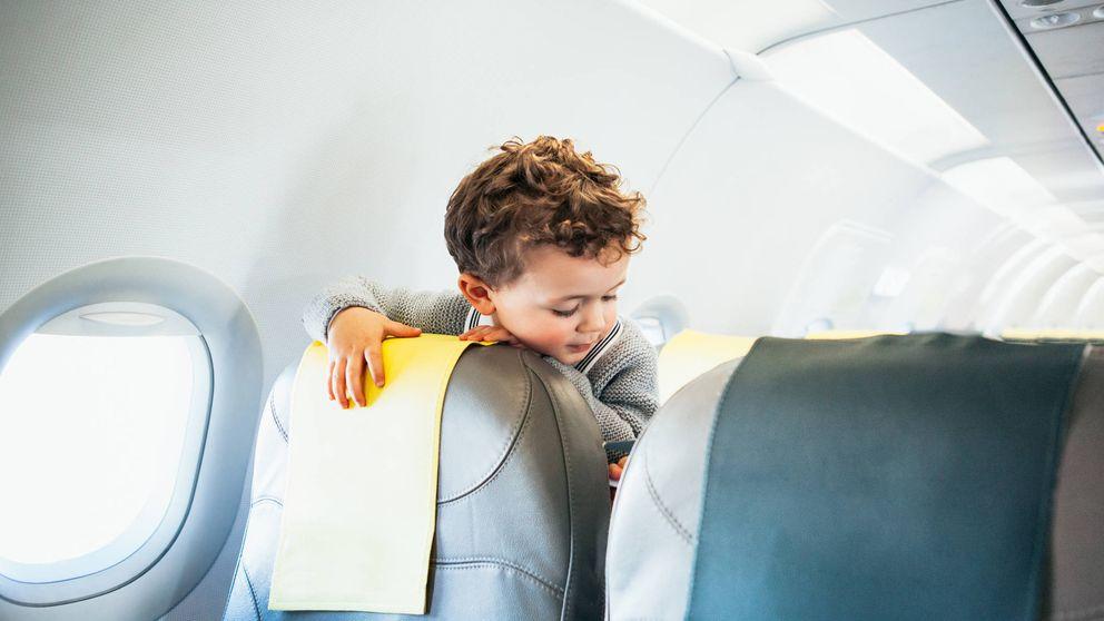 Las cosas menores que no deberías hacer nunca en un avión