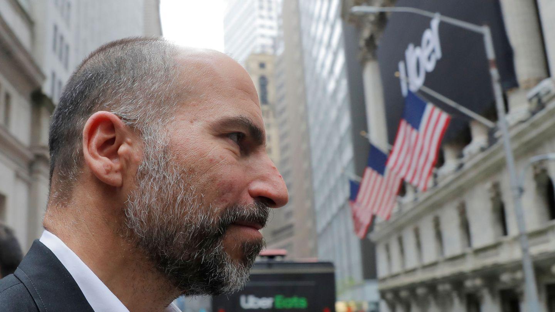 El CEO de Uber, Dara Khosrowshah. (Foto: Reuters/Brendan McDermid)