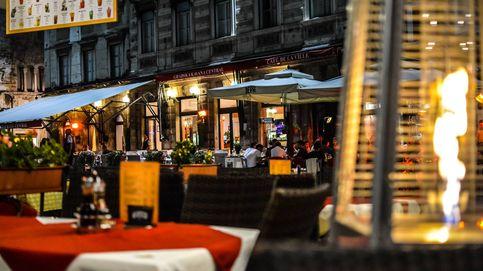 Por qué una ciudad francesa quiere acabar con las estufas en las terrazas de los bares