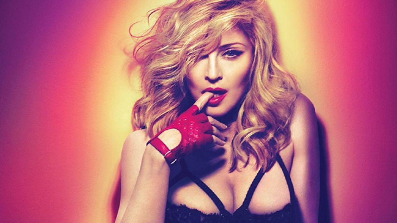 Foto: La cantante Madonna en una imagen de archivo