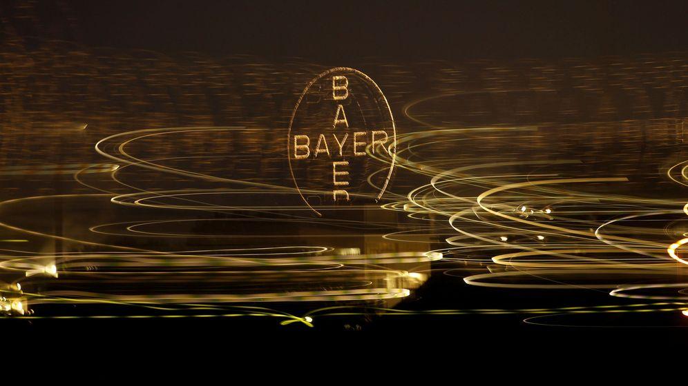 Foto: El logo de la farmacéutica Bayer. (Reuters)