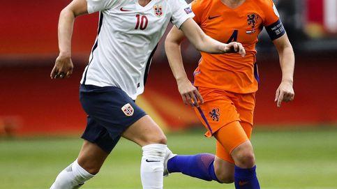 Las jugadoras de la selección noruega de fútbol cobrarán igual que los jugadores