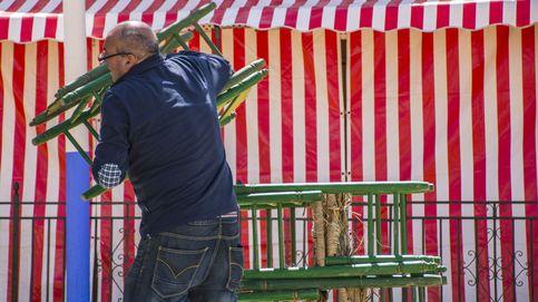 Feria de Abril: un paraíso para la economía sumergida entre 212.000 farolillos