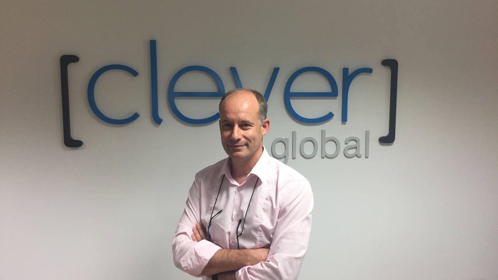 Foto: Fernando Gutiérrez, presidente y máximo accionista de Clever. (Foto: CLEVER)